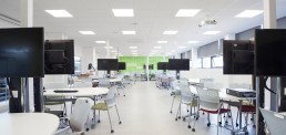 B&M Installations - University of Nottingham Faculty of Engineering